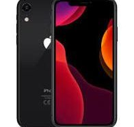 IPHONE XR 64GB BLACK IMEI:
