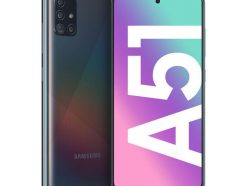 SAMSUNG A51 128GB GB PRISM CRUSH BLACK