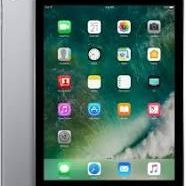 Apple iPad 5th grey 128GB Wifi +CELL (With Box)