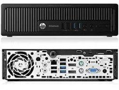 HP 800 G1 USDT i5-4570S 4GB 320GB DVD